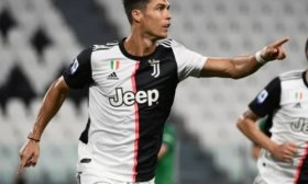 Juventus empat� y se acerca a su noveno t�tulo seguido en Italia