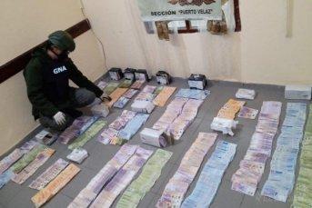 Enviaban más de $2 millones desde Formosa a Corrientes y los detuvo Gendarmería