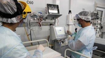 Coronavirus: suman 2.050 los fallecidos y 111.160 contagiados en el país