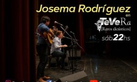 Josema Rodr�guez estrena banda en Tevera, Raros Ac�sticos