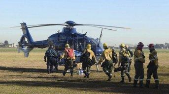 Son 90 mil las hectáreas afectadas por el fuego en islas del Paraná
