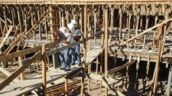 Las ventas de materiales para la construcción acumulan tres meses de subas sostenidas