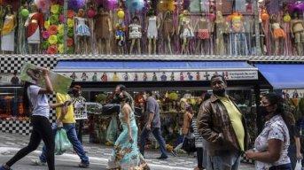 Brasil ya pasó los 100.000 muertos por coronavirus