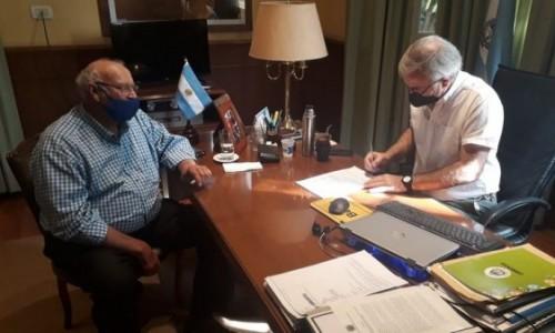 La Provincia financiará la compra de equipamiento para el frigorífico-matadero de Gobernador Martínez