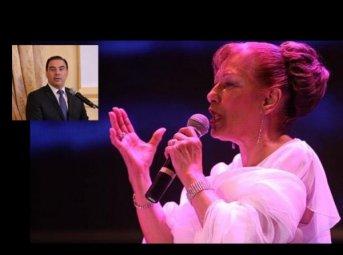 Valdés despidió con emoción y respeto a Ramona Galarza
