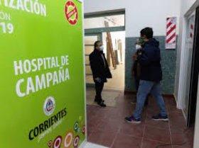 Se produjo el fallecimiento de un paciente de 76 años