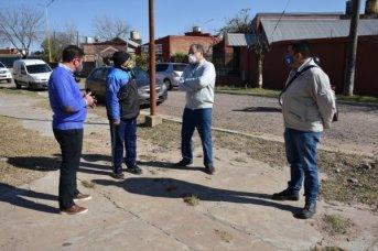 Corrientes: obras del San Gerónimo beneficiarán a 800 familia