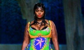 Con las modelos de talla grande Versace hizo historia