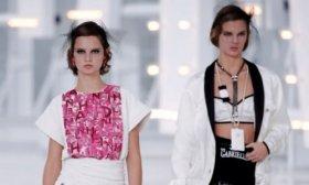 Chanel lleva el glamour de Hollywood