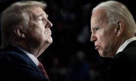 Trump y Biden recorren estados clave antes del debate presidencial final