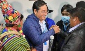 Elecciones en Bolivia: el candidato de Evo es el nuevo presidente