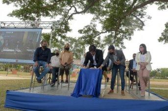 Nación transfirió inmueble a San Roque