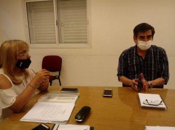 Reunión en busca de la reglamentación de las Residencias Geriátricas