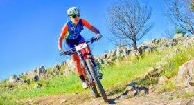 La ciclista misionera Paula Quirós fue suspendida