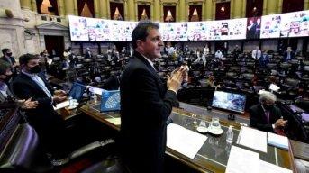 La Cámara de Diputados le dio media sanción al Presupuesto 2021