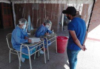 En Charata se realizan 40 hisopados diarios con mayoría de positivos