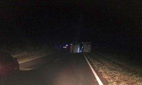 Dos motociclistas murieron al ser embestidos por un cami�n en RN14