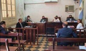 Condenan a 28 a�os de prisi�n al ex juez Turraca Schou y ordenan su inmediata detenci�n