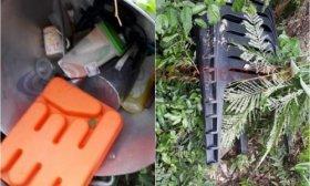 Recuperaron elementos robados de un comedor comunitario