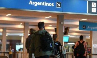 Los argentinos podrán ingresar al país sin necesidad de cumplir cuarentena
