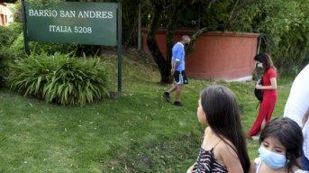 La ambulancia tardó 11 minutos en llegar al country en el que estaba viviendo Maradona