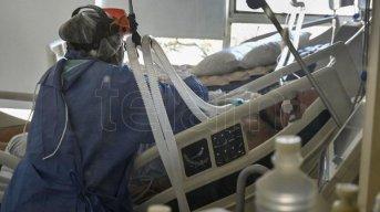 Murieron 209 personas y 6.899 fueron diagnosticadas con coronavirus en el país