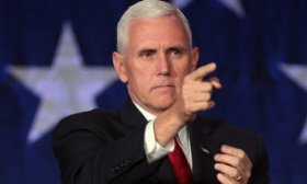 El vicepresidente Pence rechaza el pedido del Congreso de destituir a Trump
