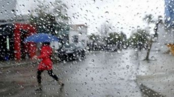Persiste el alerta por tormentas fuertes para Capital e interior