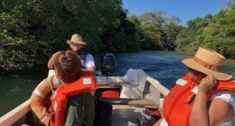 Isla Apipé Grande organiza su oferta turística integral y prepara un evento para su lanzamiento