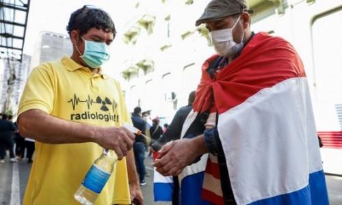 Paraguay está cerca del colapso sanitario por coronavirus