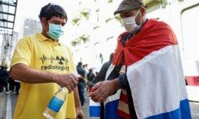Paraguay est� cerca del colapso sanitario por coronavirus
