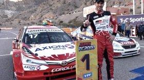 Matías Rossi ganó en Paraná y acaricia un nuevo título en el Súper TC2000