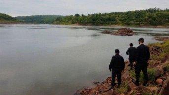 Hallan muertos a tres hermanos en el río Paraná