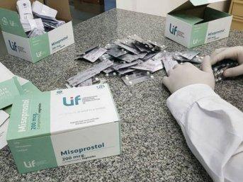 Ya se distribuye el medicamento para la interrupción del embarazo