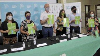 El Gobierno presentó la Guía de Implementación de la IVE para profesionales de la salud