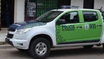 Corrientes: motochorros robaron una agencia de quiniela