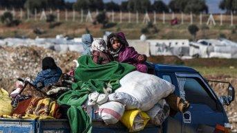 Diez años de crímenes contra la infancia en Siria