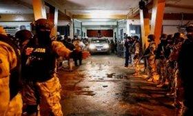 Seis muertos en un mot�n de la principal c�rcel de Paraguay