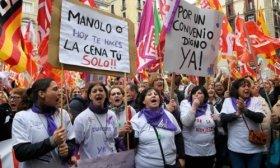 Madrid no permitir� manifestaciones de m�s de 500 personas el 8M