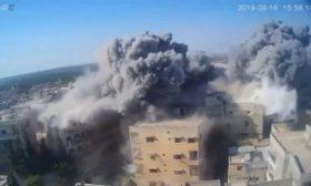 EEUU atac� instalaciones de milicias apoyadas por Ir�n en Siria