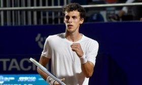 Cer�ndolo hizo historia: gan� el C�rdoba Open a los 19 a�os, jugando su primer ATP