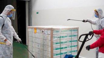Distribuyeron 492 mil dosis de Sinopharm en todas las provincias para vacunar a los docentes