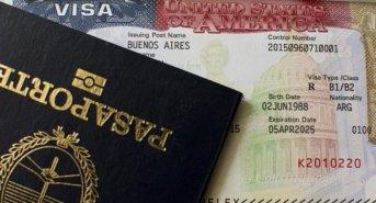 La Embajada de Estados Unidos en Argentina habilitó la renovación de visas