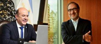 Canteros coordina reunión con la Embajada Argentina en Estados Unidos