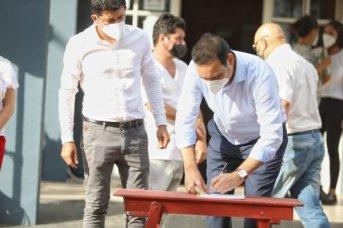 El Gobierno provincial realizará importantes obras viales en Tapebicuá