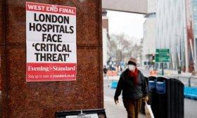 Cient�ficos brit�nicos ratifican que la principal v�a de contagio es por el aire