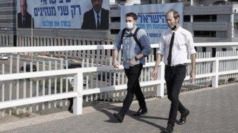 Israel elimina uso del barbijo en las calles y retoma las clases presenciales