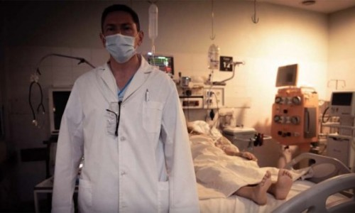Santa Fe alcanzó el 93 por ciento de ocupación de camas de terapia intensiva
