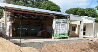 La Provincia trabaja para dotar de más consultorios externos al hospital de San Miguel