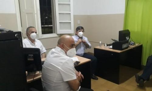 Despliegue de Salud Pública en el interior para dar respuesta al Coronavirus